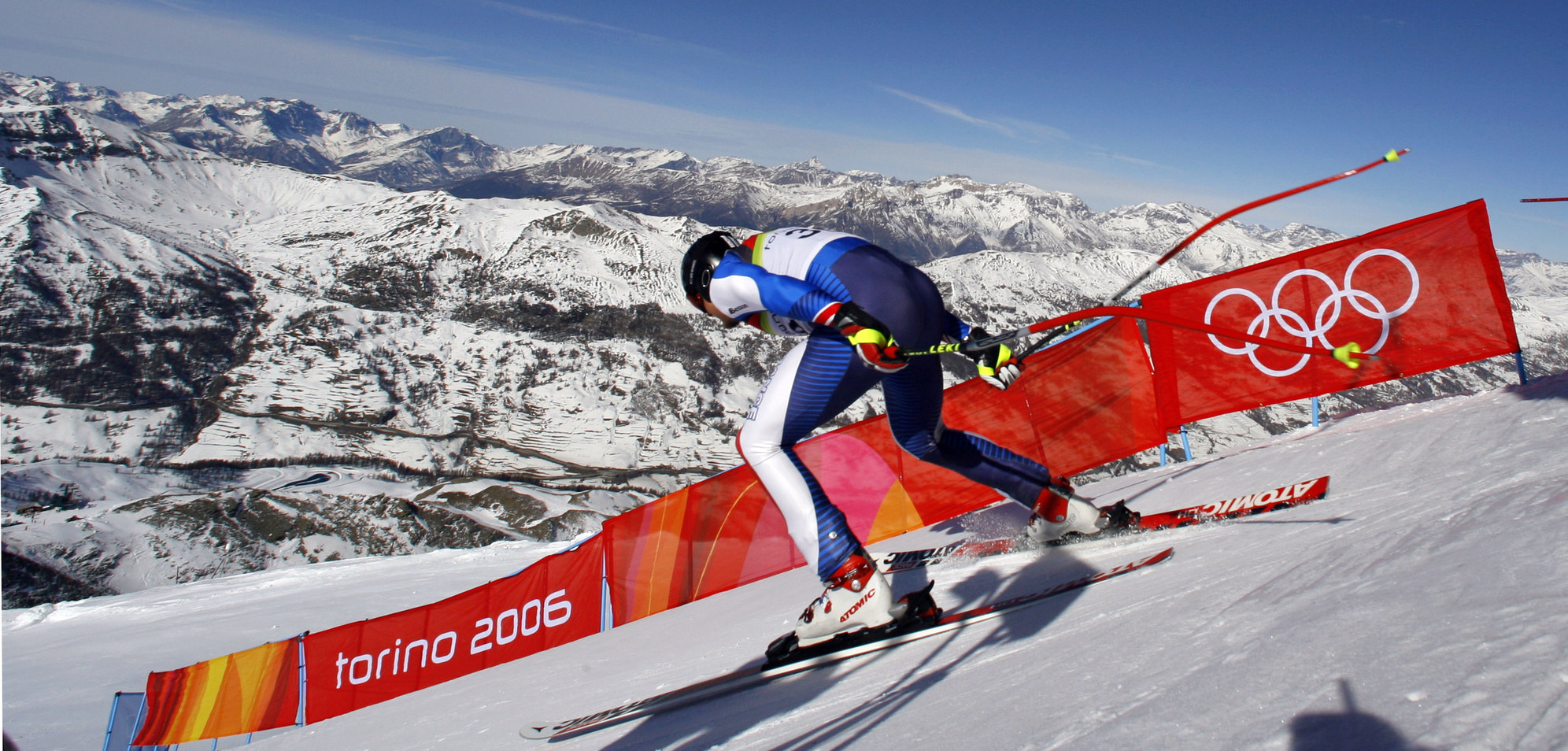 Winter Olympics 2006 Sestriere
