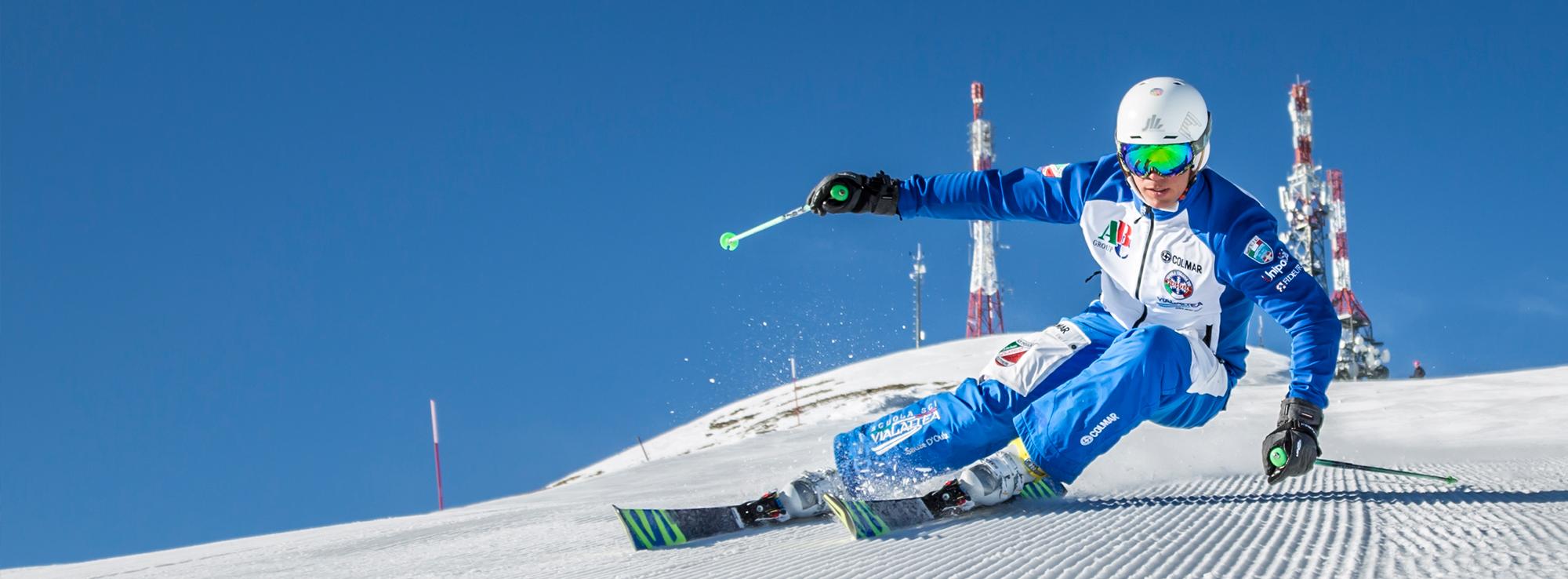 Sestriere ski school